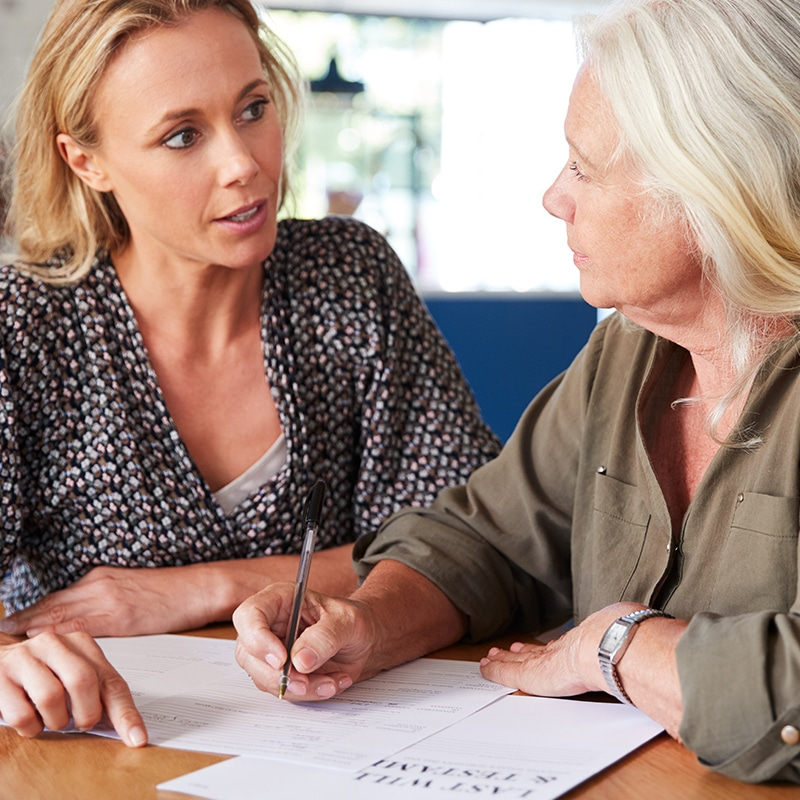 Depending on several factors, a Last Will may meet your estate planning goals.
