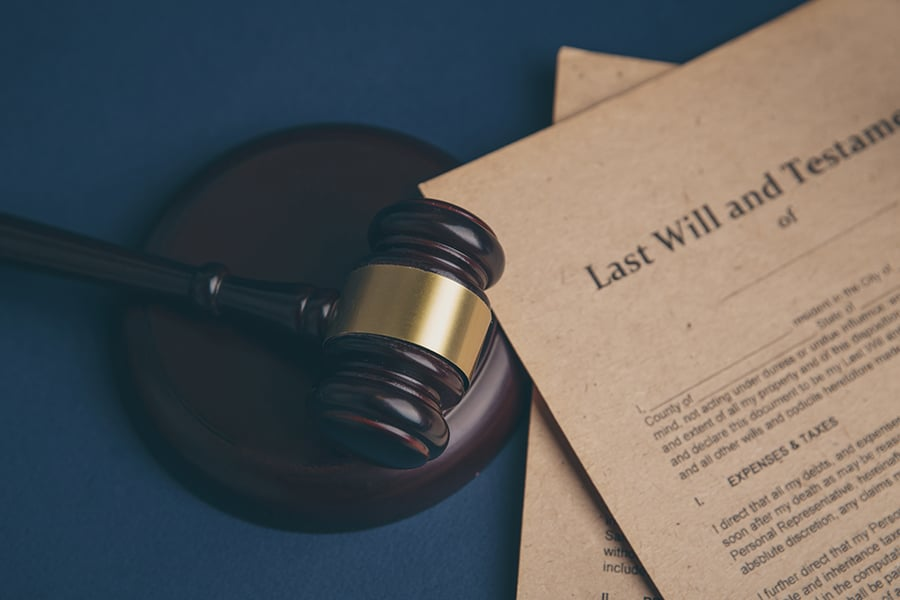 However, probate is sometimes required even with a living trust, because the decedent neglected to retitle property into the Trust, called trust funding. In fact, we find that this occurs very frequently.