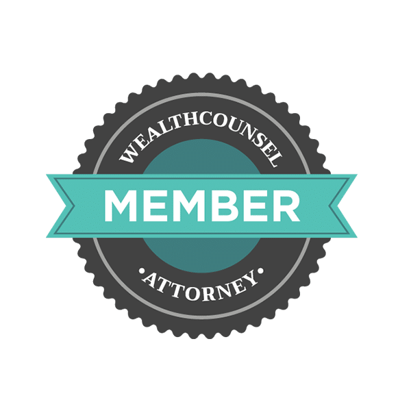Wealth Counsel Attorney Member Badge